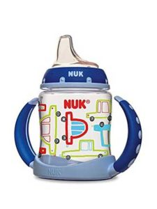 NUK-14097-Cars-Learner-Cup,-5-Ounce,-2-Pack