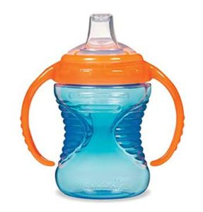 Munchkin-Mighty-Grip-Trainer-Cup,-8-Ounce