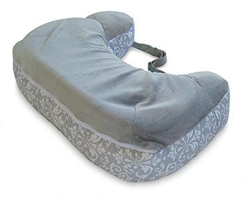 Boppy Two Sided Breastfeeding Pillow
