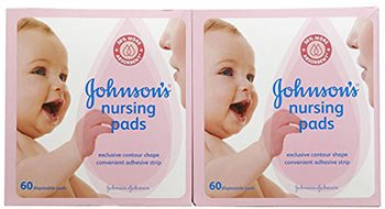jhonsons best disposable nursing pad