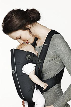 Babybjorn baby carrier wrap
