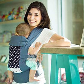 Gemini performance baby carrier ergo