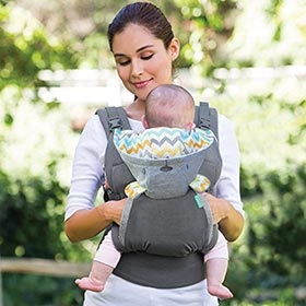 Infantino cuddle up infant carriers