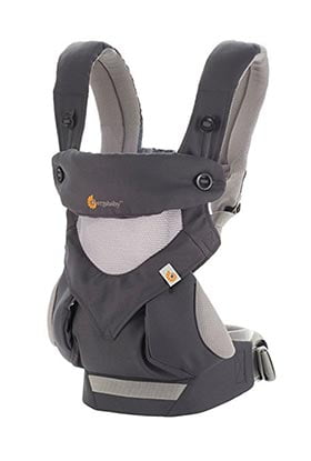 ergobaby cool air mesh best newborn baby carrier