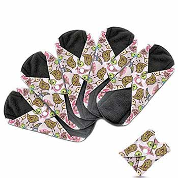 Dutchess Cloth Menstrual Pads With High Absorbency