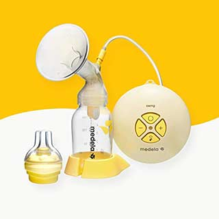 medela swing single electric breast pumps for moms working