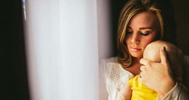 what is postnatal depression
