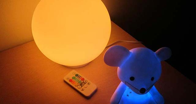 best nightlight for toddler afraid of the dark