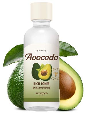 Skin Food Premium Avocado Rich Toner