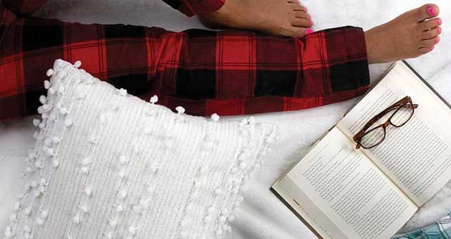 find the best flannel pajamas for winter
