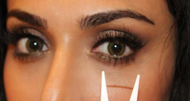 using the best eyelid tape