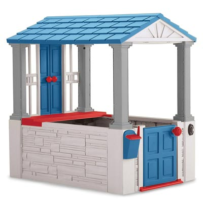 American Plastic Toy My First Playhouse