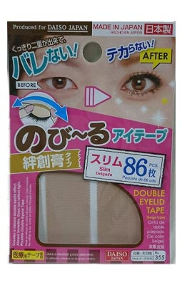 DAISO Natural Double Eyelid Tape