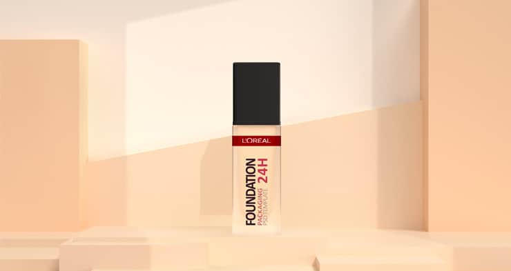 find here the best loreal foundation