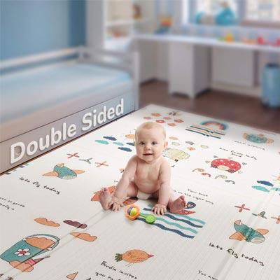 Folding Kids Play Mat