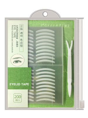 Natural invisible Single Side Eyelid Tape Stickers: Best for droopy eyelids