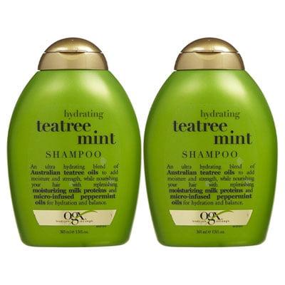 Ogx Hydrating Shampoo 13 oz - 2 pk