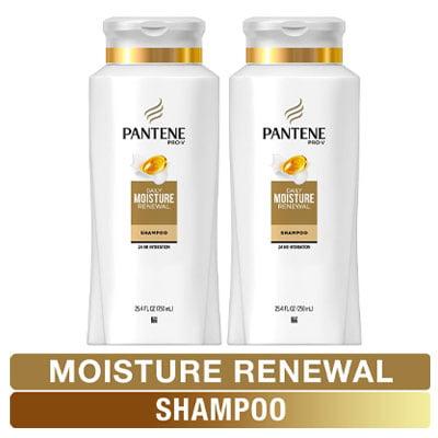 Pantene Pro-V Daily Moisture Shampoo, Twin Pack
