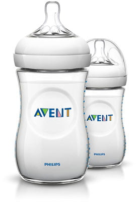 Philips Avent BPA Free Natural Polypropylene made: Best Ergonomic