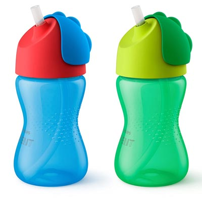 Philips Avent My Bendy: Dentists recommended best straw sippy cup for baby to learn