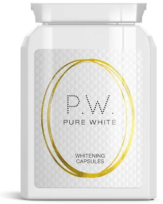 Pure White Whitening Capsules