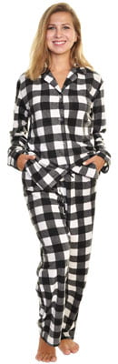 Angelina COZY Fleece Pajama Set