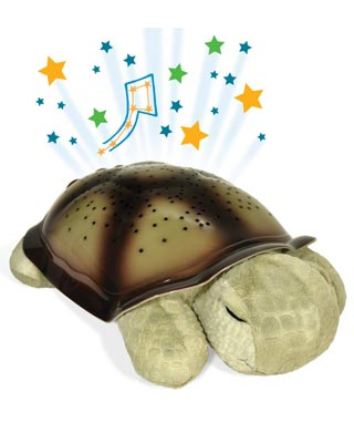 Cloud b Twilight Turtle Plush Nightlight Projector