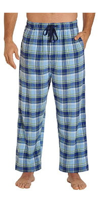 Everdream Sleepwear Mens Flannel Pajama Pants