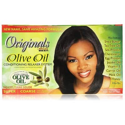 Africa's Best Organics Organic Conditioning Relaxer