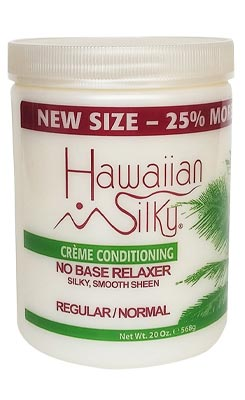 Hawaiian Silky No Base Relaxer