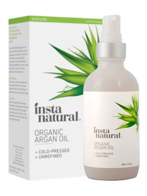 InstaNatural Organic Argan Oil
