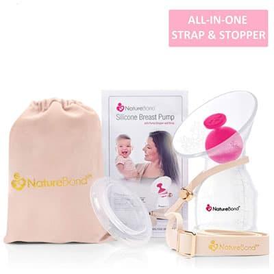 NatureBond Manual Breast Pump